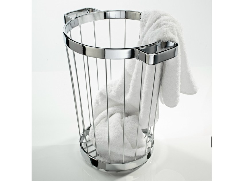 Metal laundry container DW 222 - DECOR WALTHER