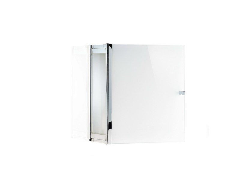 Single suspended bathroom cabinet S 2 - DECOR WALTHER