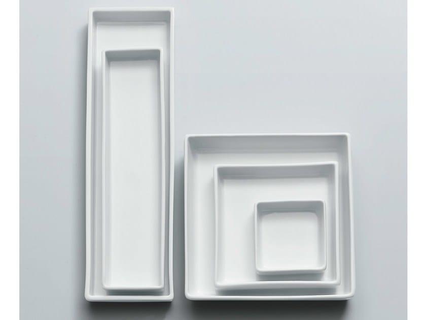 Porcelain storage box DW 623 by DECOR WALTHER