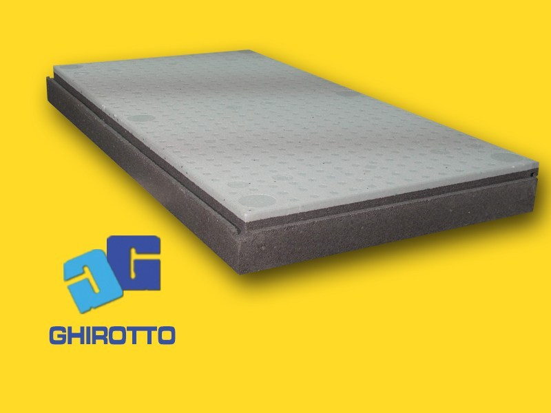 Exterior insulation system DS BICOLOR by GHIROTTO
