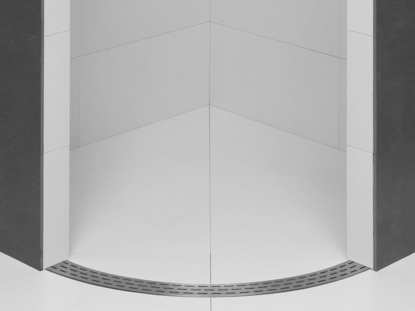 Shower channel ROUND FLEX CLASS - Easy Sanitary Solutions