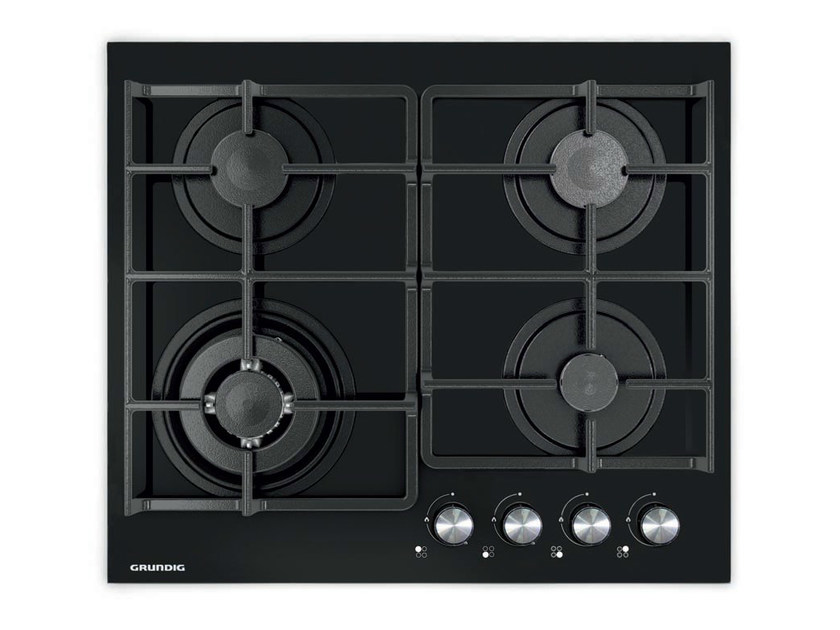 Gas built-in crystal hob GIGG 6234150 | Hob by Grundig