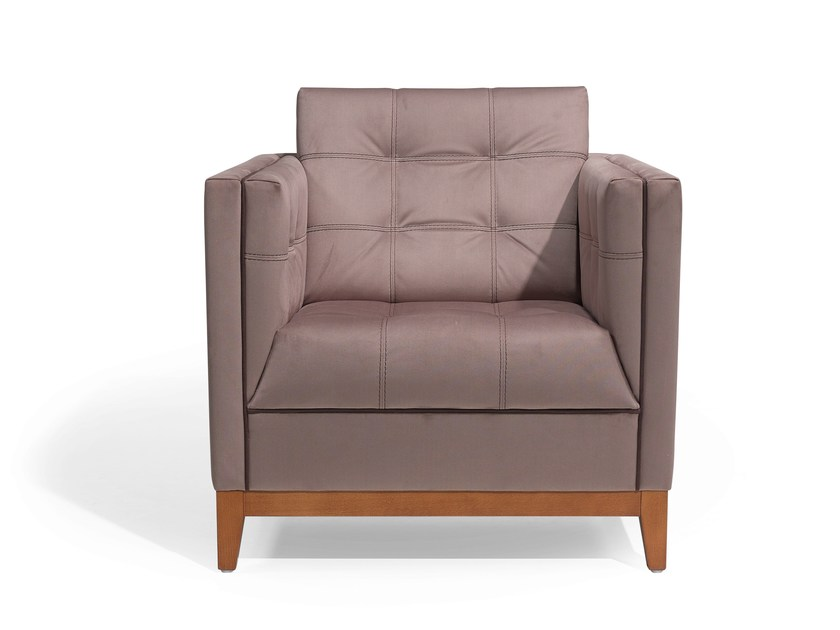 Armchair with armrests BEKET | Armchair - Fenabel - The heart of seating