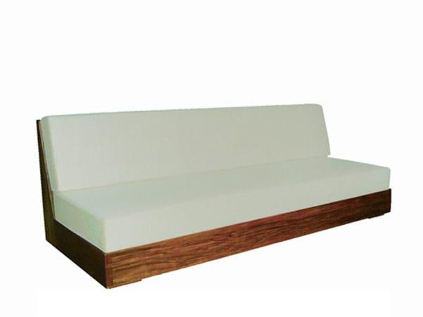 3 seater garden sofa NIKI | Sofa - WARISAN