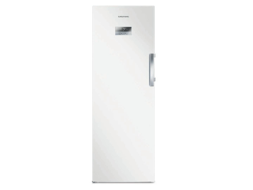 Freestanding single door no frost refrigerator GSN 10620 | Refrigerator - GRUNDIG