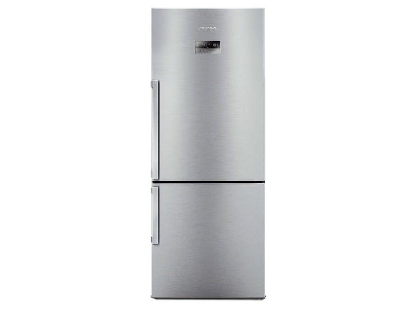 Freestanding combi no frost refrigerator GKN 17920 X | Refrigerator by Grundig