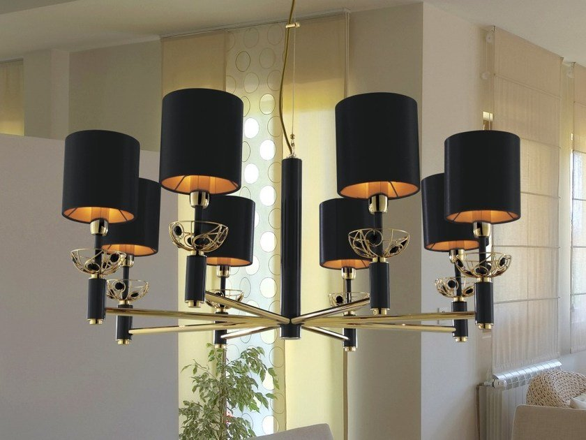 LAMPADARIO COLLEZIONE CHICAGO BY CASTRO LIGHTING
