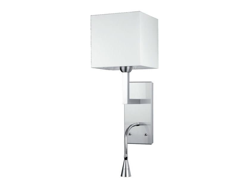 LED wall light with swing arm W46 20 2 | Wall light - TEKNI-LED