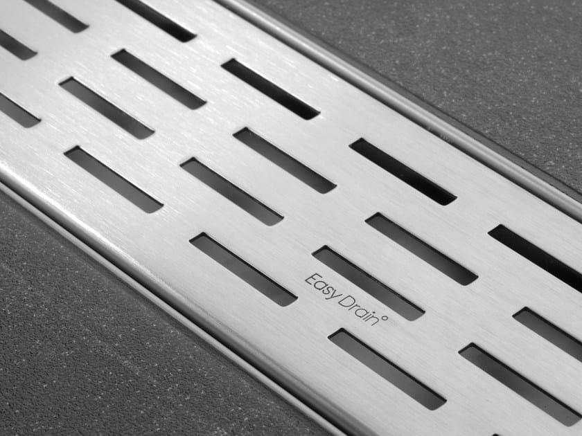 Shower channel MULTI FIXT-1 (SPLIT GRADE) - Easy Sanitary Solutions