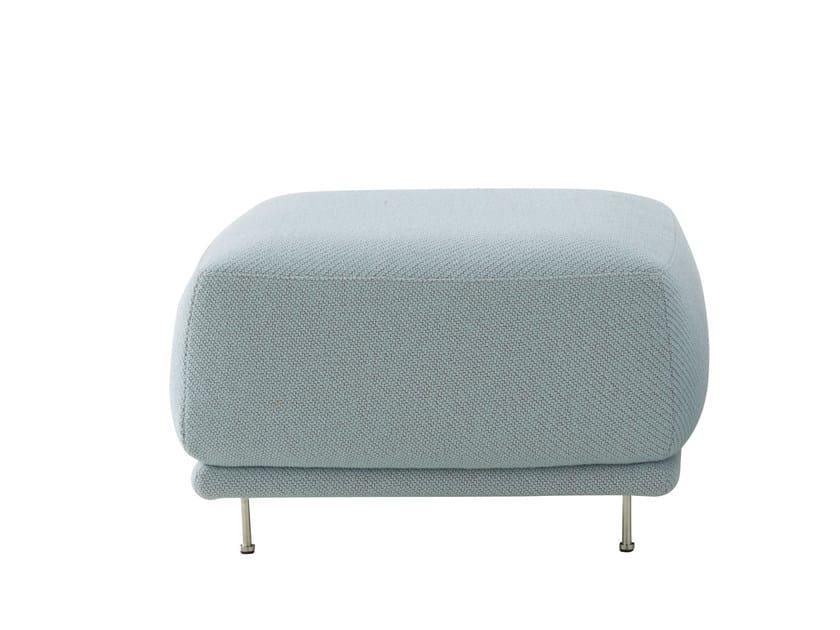 Fabric footstool OKURA | Footstool - ROSET ITALIA