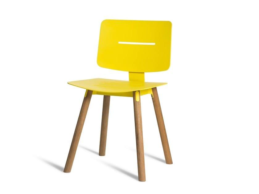 Contemporary style aluminium garden chair COCO | Chair - OASIQ