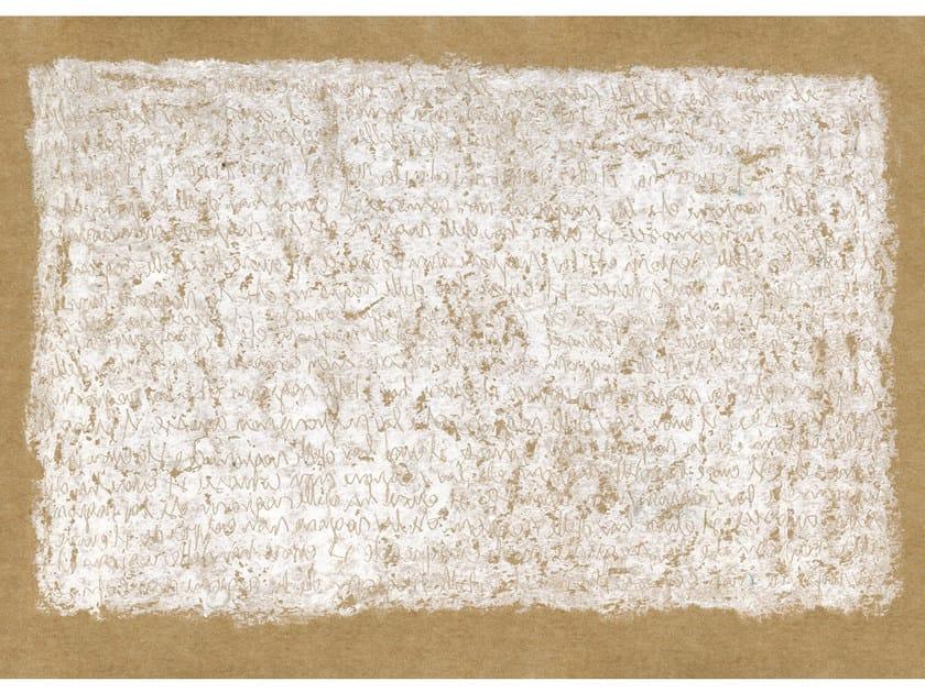 Carta da parati con scritte a whispered secret by wall for Carta da parati con scritte