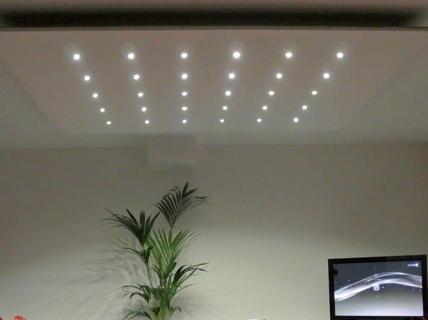 LED recessed spotlight MINI - TEKNI-LED