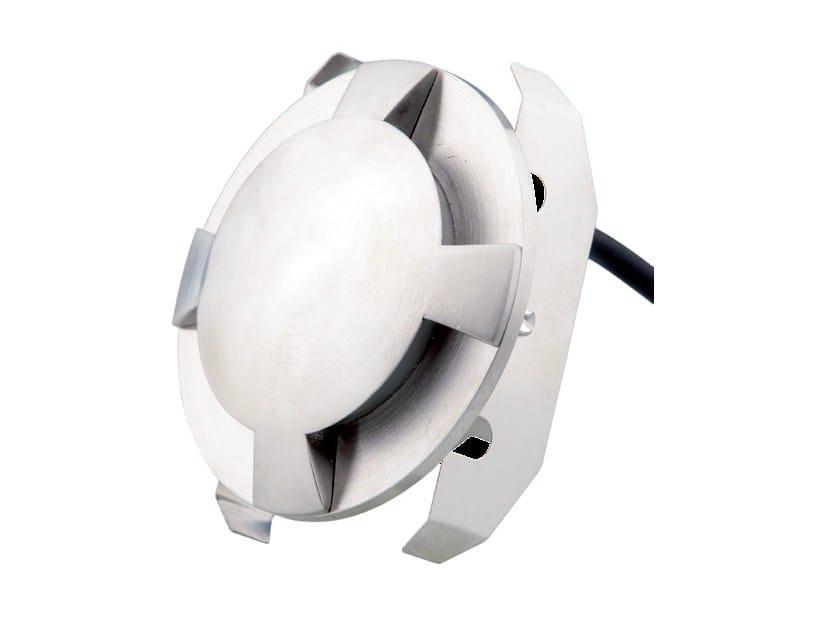 LED stainless steel Floor Light DRIVE - TEKNI-LED