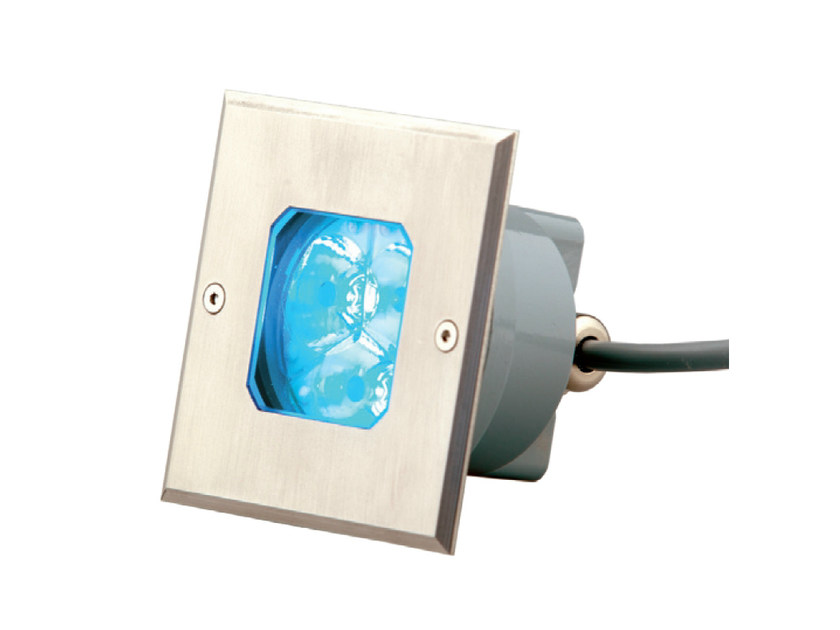LED RGB Built-in lighting QUATRO - TEKNI-LED