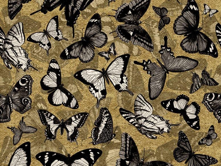 Motif wallpaper CATCH ME by Wall&decò