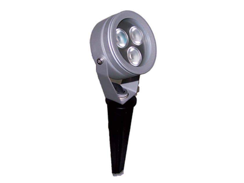 LED metal Outdoor floodlight C PIC3 - TEKNI-LED