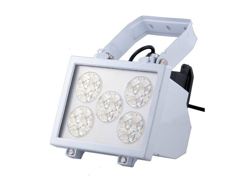 LED adjustable RGB wall washer PROJO 15 - TEKNI-LED