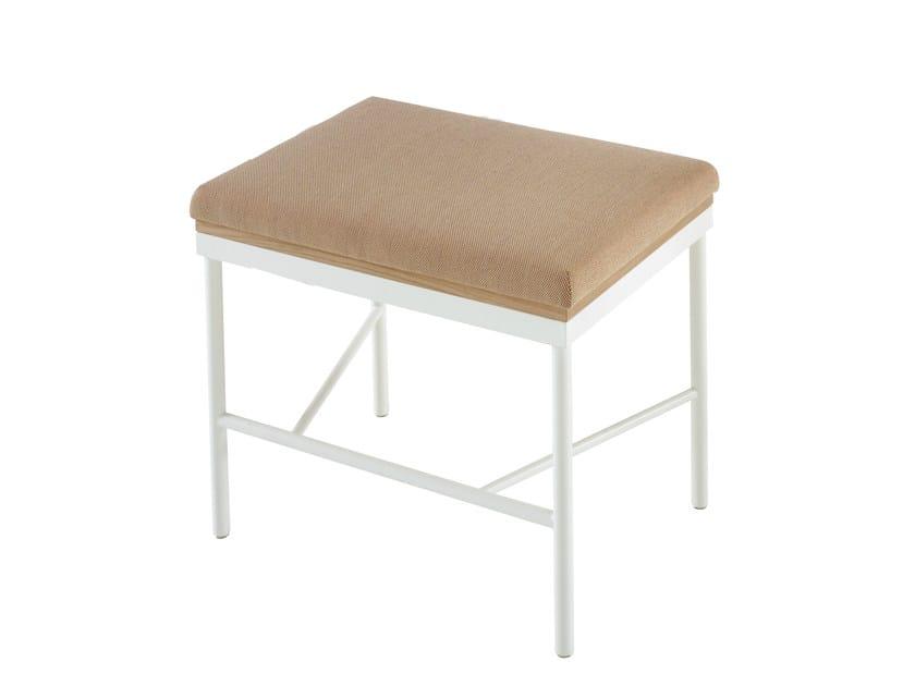 Fabric stool BRINA | Stool - ROSET ITALIA
