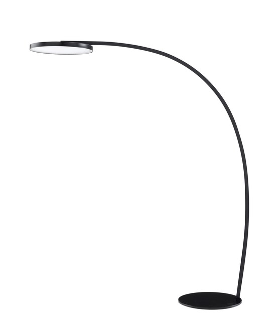 LED floor lamp BOW - ROSET ITALIA