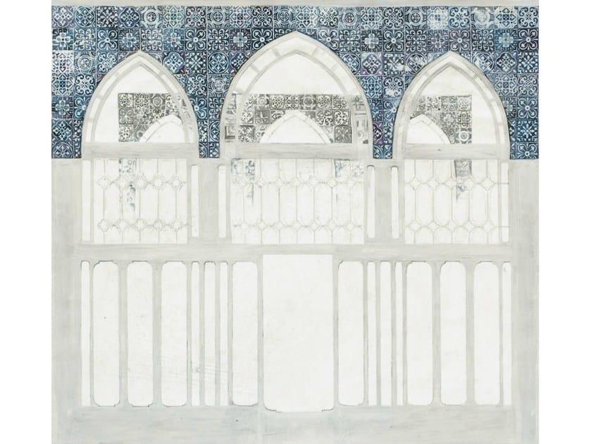 Landscape wallpaper LEON BATTISTA by Wall&decò