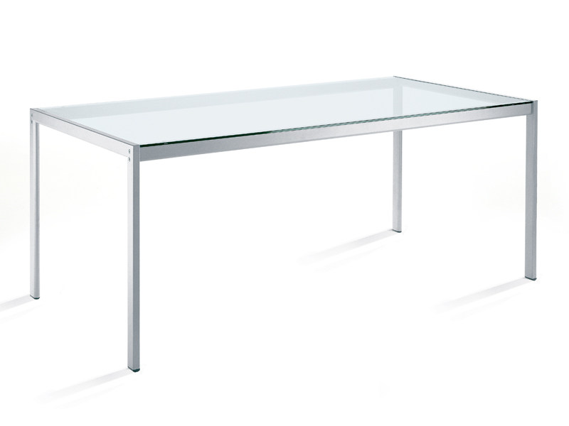 Crystal table SANMARCO 2570 - Zanotta