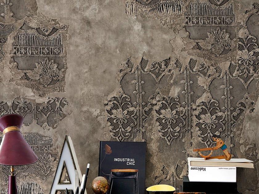 Carta da parati effetto muro sangallo by wall dec design for Carta da parati effetto muro