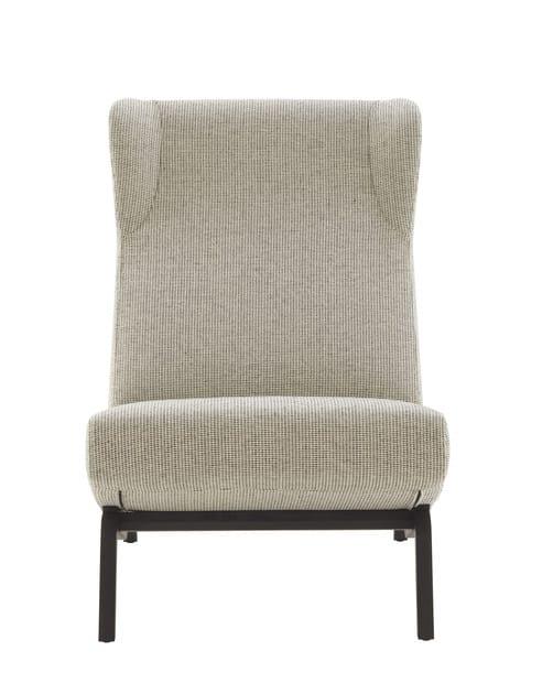 Fabric armchair ARCHI | Armchair - ROSET ITALIA