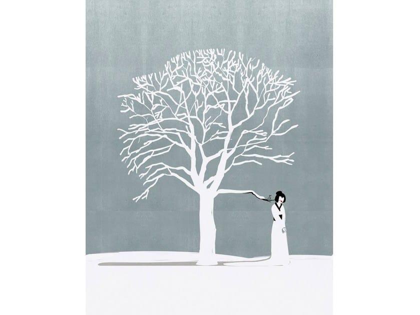Wallpaper ARIGATO by Wall&decò
