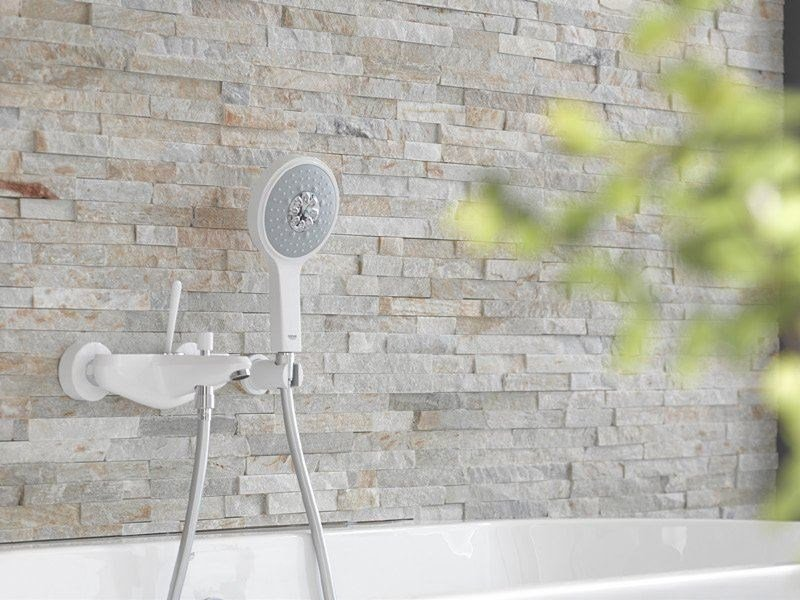 Single handle bathtub mixer EURODISC JOY | Bathtub mixer - Grohe