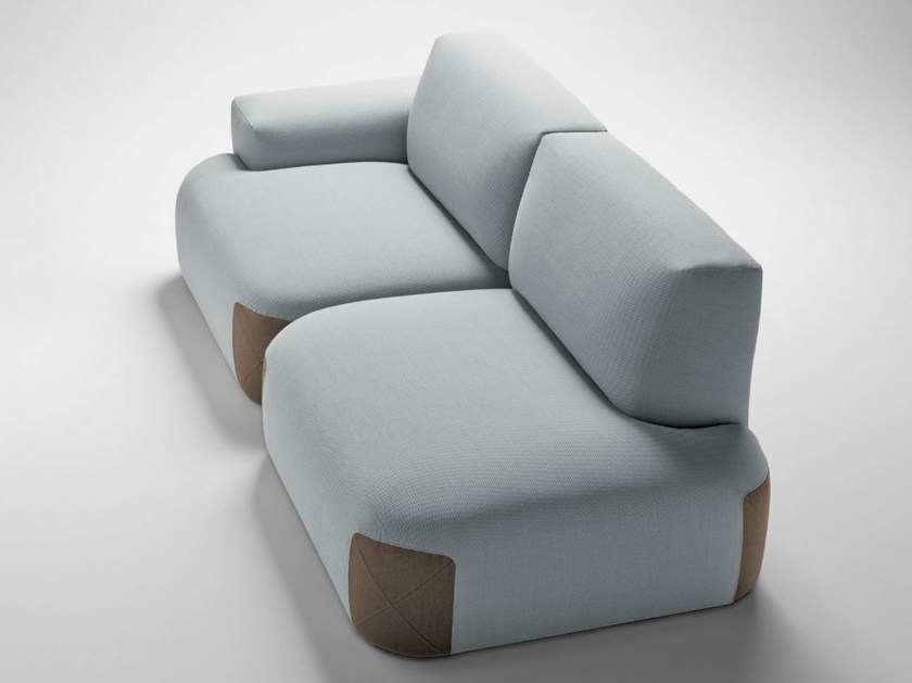 Fabric sofa PEDAS | Sofa - Bosc
