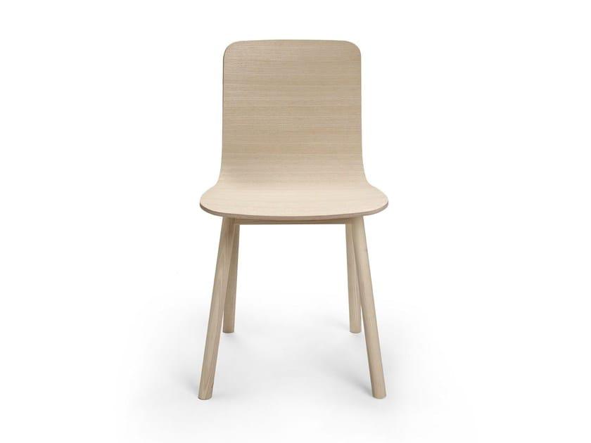 Wooden chair KALI | Chair - Offecct