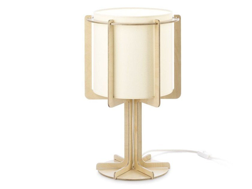 Birch table lamp HALO TL - ww by ENVY