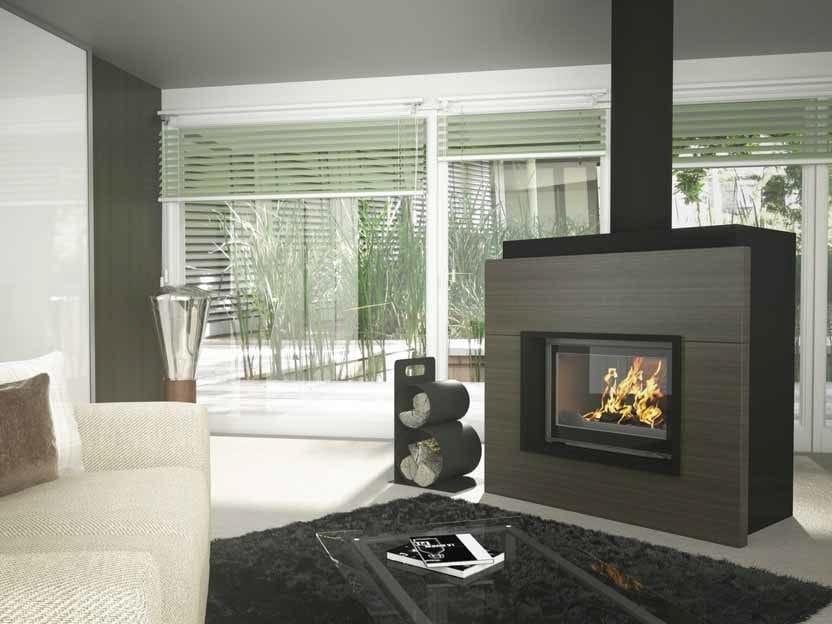 Wood-burning fireplace ERAKIS - CHEMINEES SEGUIN DUTERIEZ