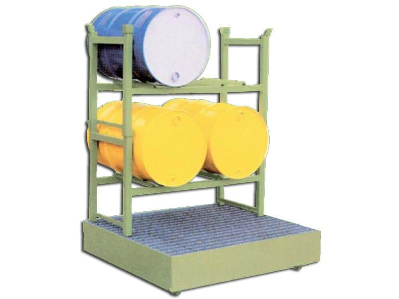 Hazardous and toxic waste treatment VPF04 - EMILIANA SERBATOI