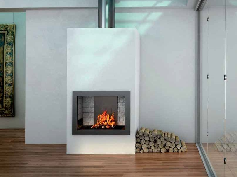 Wood-burning fireplace MALLOY - CHEMINEES SEGUIN DUTERIEZ