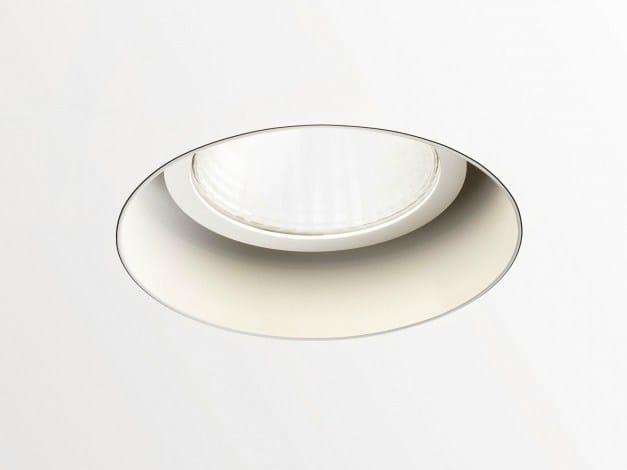 Ceiling recessed spotlight GRAND DIRO TRIMLESS OPTO 203010 - Delta Light