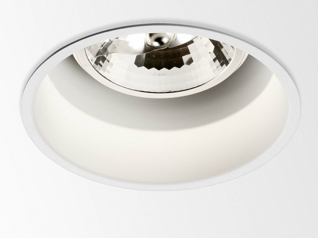 Adjustable ceiling recessed spotlight GRAND DIRO ST D 111 - Delta Light