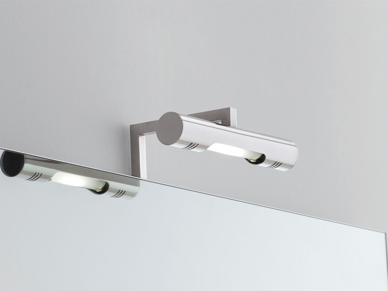 Chrome plated mirror lamp CARAVAGGIO - Edoné by Agorà Group