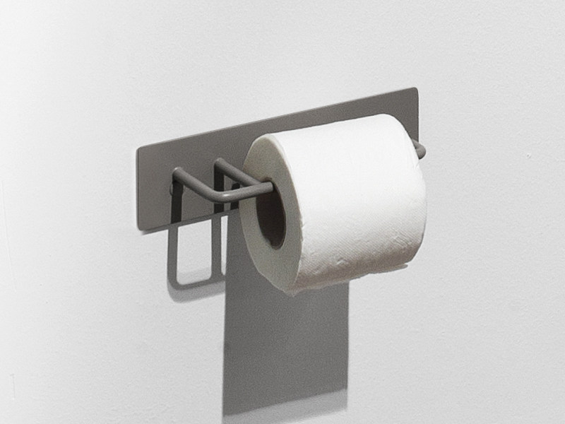 Toilet roll holder FILO | Toilet roll holder by Edoné by Agorà Group
