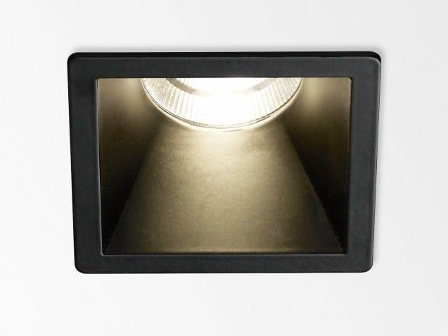 LED recessed spotlight DEEP RINGO S LED 3033 S1 by Delta Light