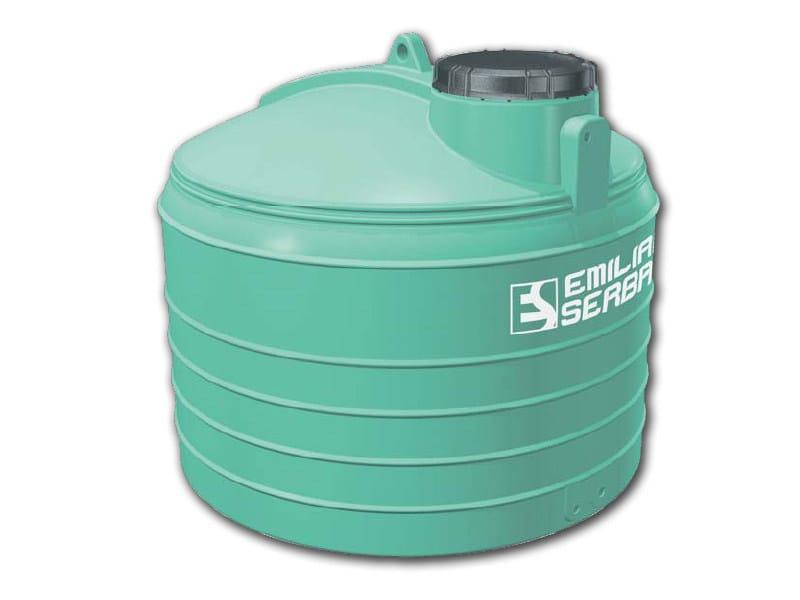 Basin, cistern and tank for water works PANETTONE - EMILIANA SERBATOI
