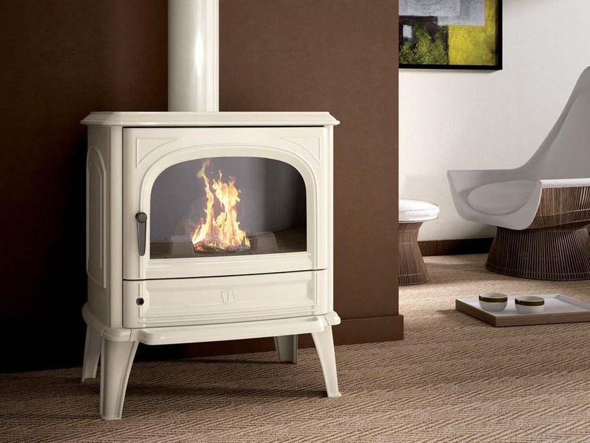Wood-burning stove SAPHIR by CHEMINEES SEGUIN