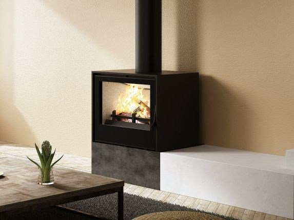 Wood-burning stove I800P - CHEMINEES SEGUIN DUTERIEZ