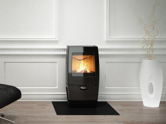 Wood-burning stove EMERAUDE - CHEMINEES SEGUIN DUTERIEZ