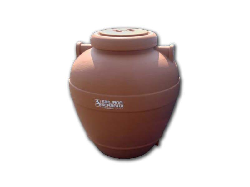 Serbatoio di raccolta acqua piovana ORCIO - EMILIANA SERBATOI