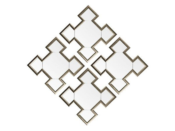 Wall-mounted mirror VIZCAYA by Hamilton Conte Paris