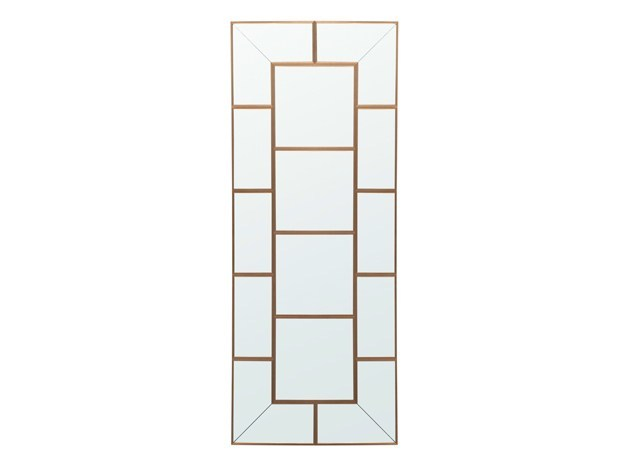 Rectangular wall-mounted mirror TEMPLIER - Hamilton Conte Paris