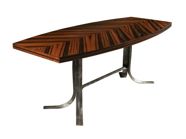 Rectangular dining table TALOS DINING - Hamilton Conte Paris
