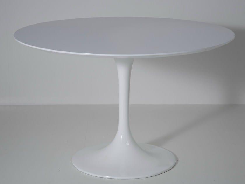 Lacquered round table INVITATION - KARE-DESIGN
